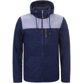Icepeak Athol Midlayer Jas Heren, navy blue